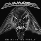 GAMMA RAY Empire of the Undead album cover