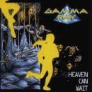 GAMMA RAY Heaven Can Wait album cover