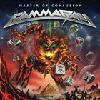GAMMA RAY Master of Confusion album cover