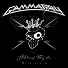 GAMMA RAY Skeletons & Majesties album cover