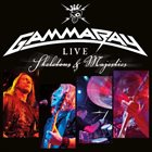 GAMMA RAY Skeletons & Majesties Live album cover