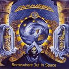 GAMMA RAY Somewhere Out in Space album cover
