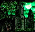 GANGREL Metal Hunters album cover