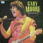 GARY MOORE Anthology album cover