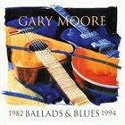 GARY MOORE Ballads & Blues 1982-1994 album cover