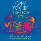 GARY MOORE Blues For Jimi album cover