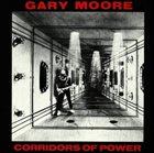 GARY MOORE Corridors Of Power album cover