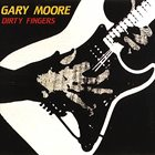 GARY MOORE Dirty Fingers album cover