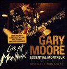 GARY MOORE Essential Montreux album cover