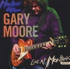 GARY MOORE Live At Montreux 2010 album cover