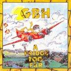 G.B.H. A Fridge Too Far album cover