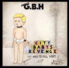 G.B.H. City Baby's Revenge album cover