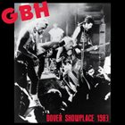 G.B.H. Dover Showplace 1983 album cover