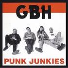 G.B.H. Punk Junkies album cover