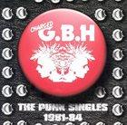 G.B.H. The Punk Singles 1981-84 album cover