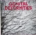 GENITAL DEFORMITIES Genital Deformities / Nuclear Death album cover