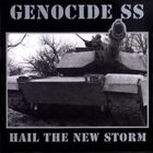 GENOCIDE SUPERSTARS Hail The New Storm album cover