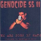GENOCIDE SUPERSTARS We Are Born Of Hate (Welcome To Motorcycle Hell) album cover