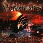 GEORGE BELLAS Venomous Fingers album cover