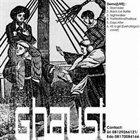 GHAUST Live Demo album cover