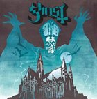 GHOST Opus Eponymous album cover