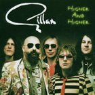 GILLAN Higher and Higher album cover