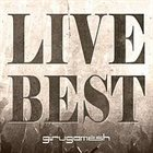 GIRUGÄMESH Live Best album cover