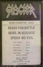 GLACIER Ready for Battle album cover