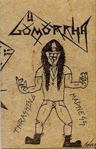 GOMORRHA (RP) Thrashing Madness album cover
