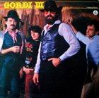 GORDI III album cover