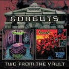 GORGUTS Considered Dead / The Erosion of Sanity album cover