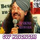 GOV' HOLOCAUSTAL The Subgenius Mustafa Salak album cover