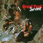 GRAND FUNK RAILROAD Survival album cover