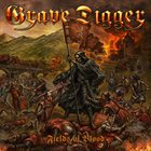 GRAVE DIGGER Fields of Blood album cover