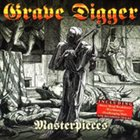 GRAVE DIGGER Masterpieces album cover