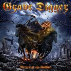 GRAVE DIGGER Return of the Reaper album cover