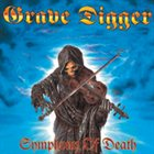 GRAVE DIGGER Symphony of Death album cover