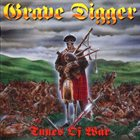 GRAVE DIGGER Tunes of War album cover