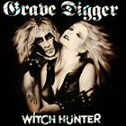 GRAVE DIGGER Witch Hunter album cover