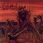 GRAVEWÜRM Ancient Storms of War album cover