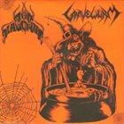 GRAVEWÜRM Gravewürm / Nunslaughter album cover