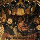 GRAVEWÜRM Under the Banner of War album cover