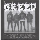 GREED The Violence E.P. album cover