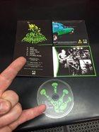 GREEN AMPHIBIAN Green Amphibian album cover