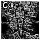 GRIEF Trigger Happy / Pessimiser album cover
