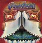 THE GROUNDHOGS Crosscut Saw album cover