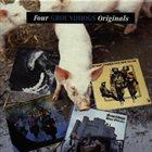 THE GROUNDHOGS Four Groundhog Originals album cover