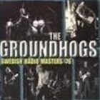 THE GROUNDHOGS Swedish Radio Masters '76 album cover