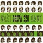 GRUPA 220 Nasi dani album cover