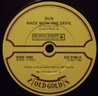GUN Race With The Devil / Black Betty album cover